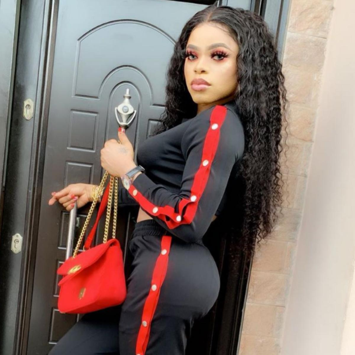 Bobrisky Shows Off His Three Car Keys
