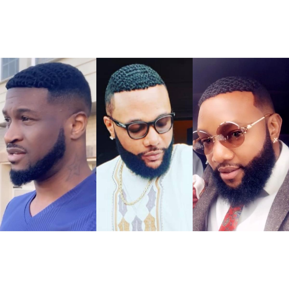 Nana Obah Says Peter Okoye Kcee E-Money Wear Wigs