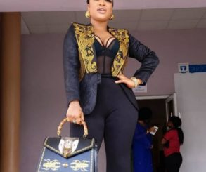 Tonto Dikeh Pretty Face Petrol Chemical Engineer