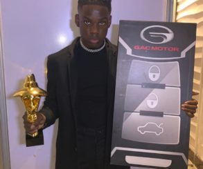 "Rema Wins The Headies ""Next Rated"" Award 2019"