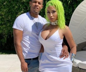 Nicki Minaj Married To Kenneth Petty