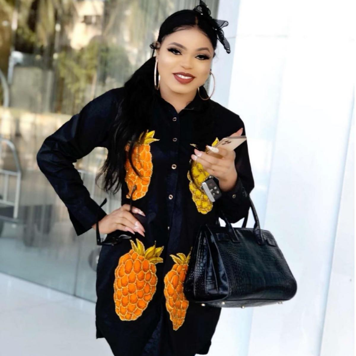 Bobrisky To Remain Side Chick To Sugar Daddy