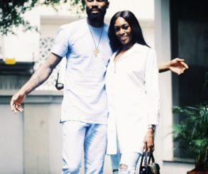 Mike Edwards Woke Up Proud Wife Walking Lagos Fashion Week