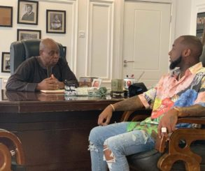 Davido's Dad Speaks On Expecting Baby From Alleged Young Girlfriend