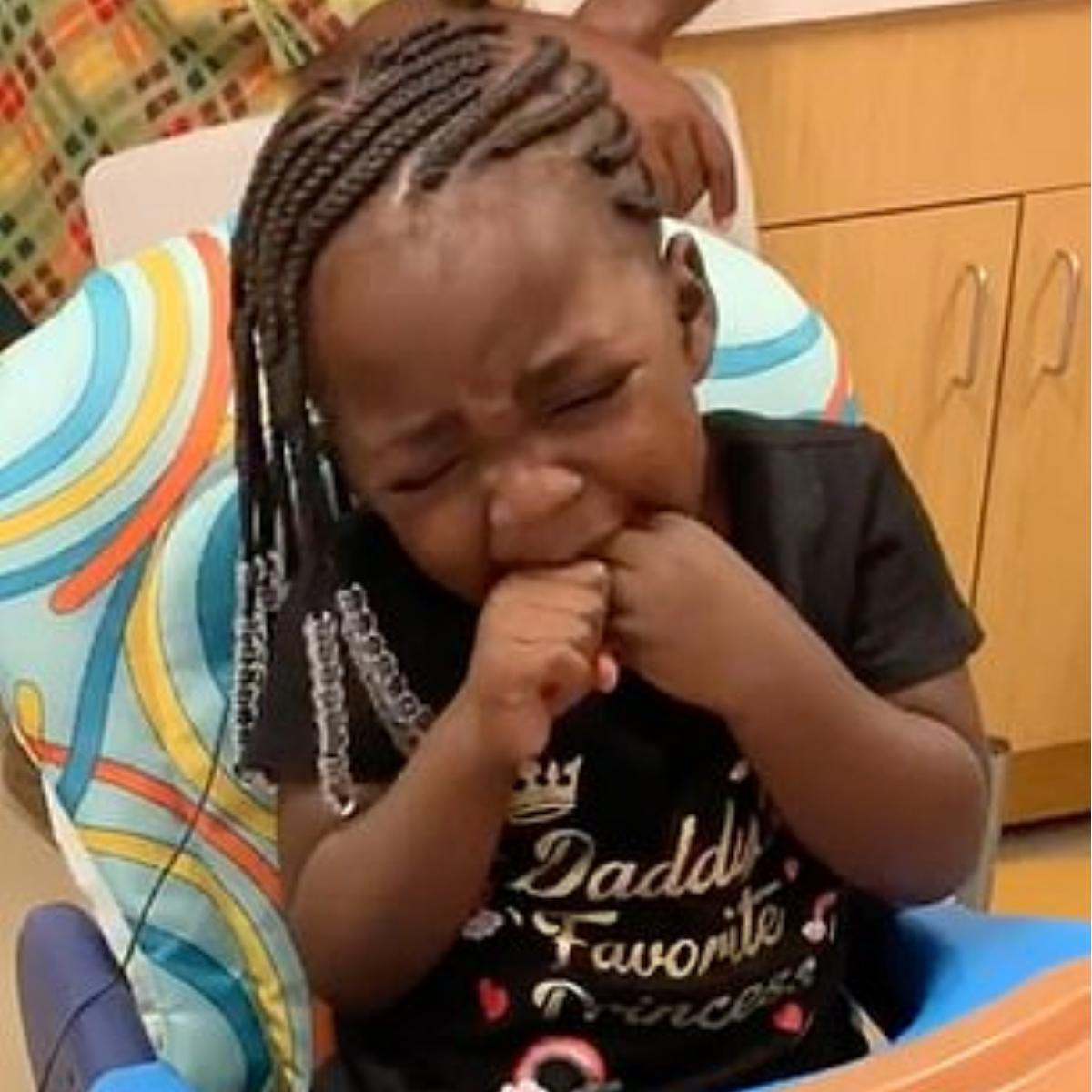 Deaf 3-Year-Old Tears Up After Hearing Parents Voices For The First Time