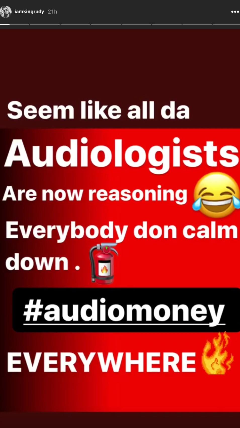 Paul Okoye Subtly Shades Brother Peter Over N60M Tacha Audio Money (2)