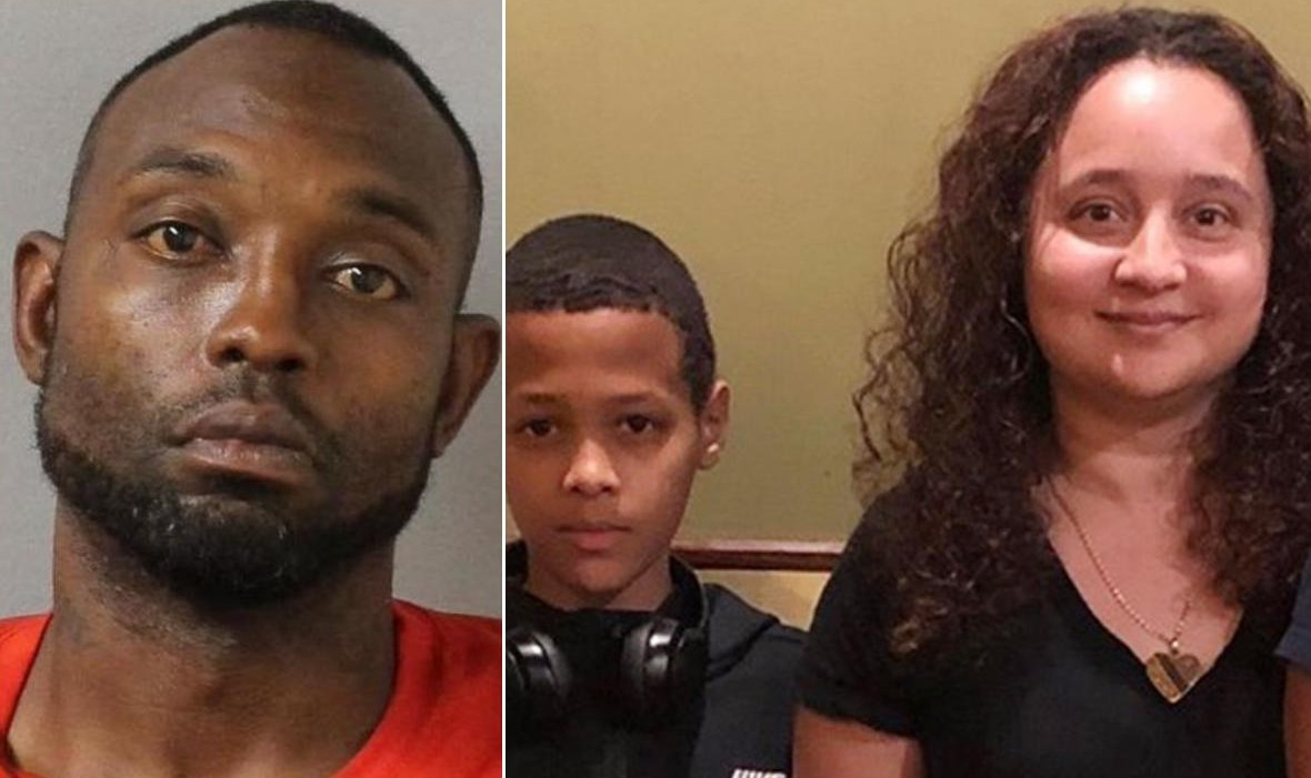 Homeless Man Stabs Ex-Girlfriend And Son To Death In Nashville (2)