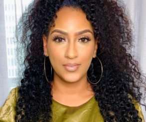 Juliet Ibrahim Celebrates Lebanese Father On His Birthday