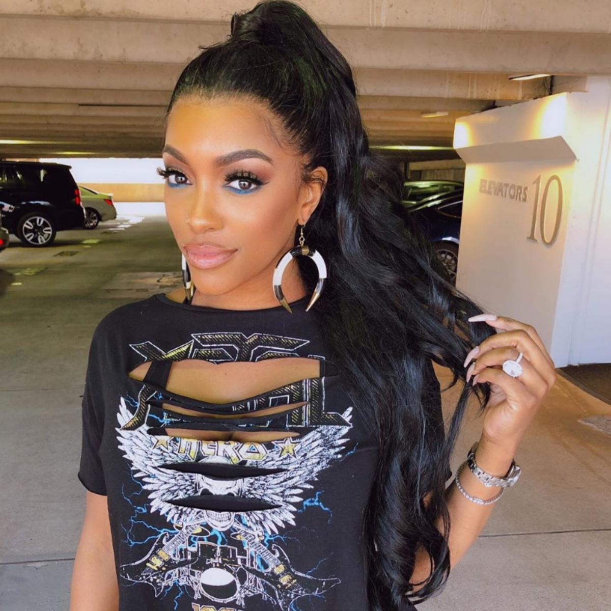 Porsha Williams Learn To Take Both Compliments And Criticism Gracefully