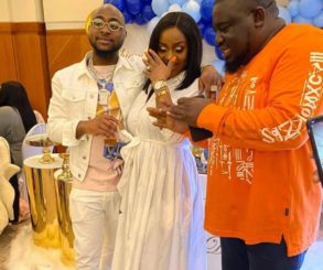 Davido's Son Ifeanyi Adeleke Naming Ceremony