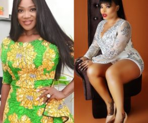 Mercy Johnson Compliments Halima Abubakar On Her Hotness