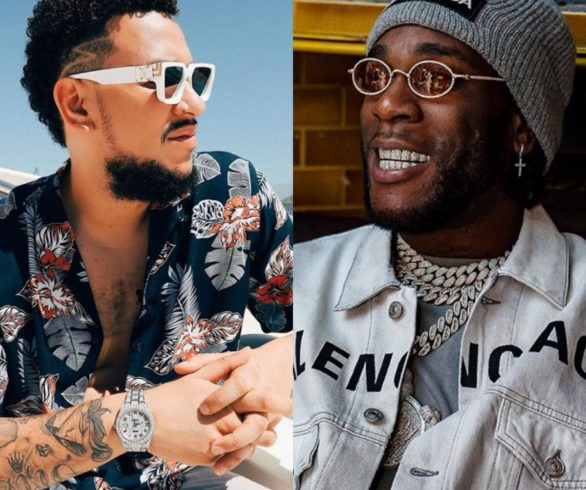 AKA Willing To End Burna Boy Division