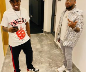 Davido Takes His Whole Squad Shopping In Dubai