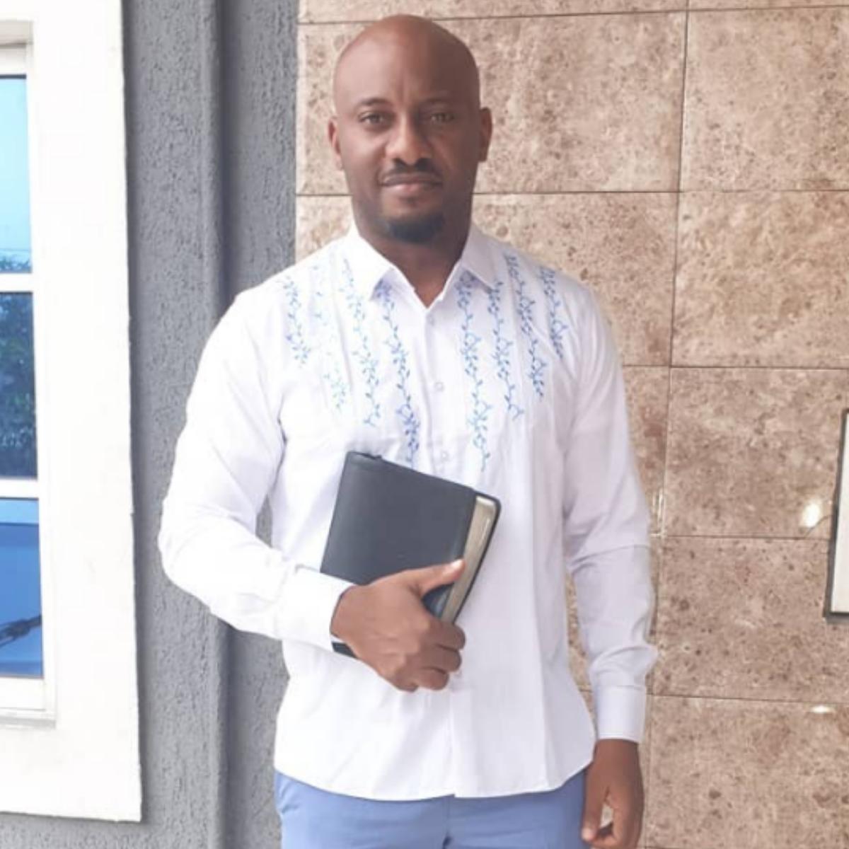 Yul Edochie Pastoral Calling