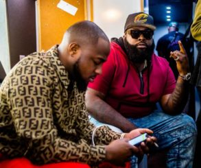Special Spesh Started Taking Davido To The Club At 13 Years Old