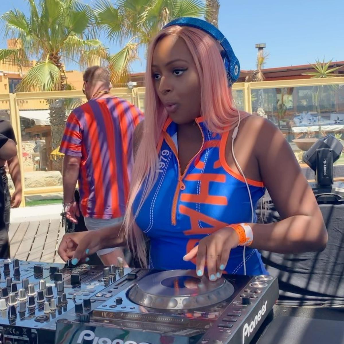 DJ Cuppy Most Followed African DJ In The World