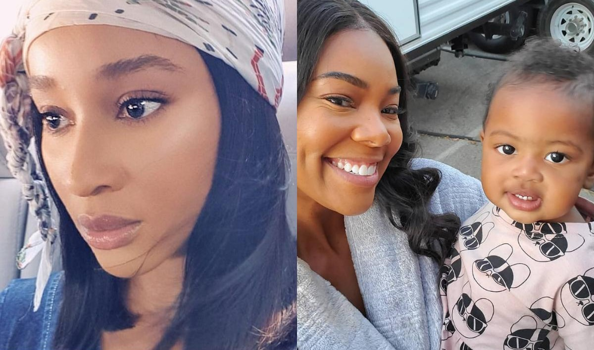 Adesua Etomi Wishes Gabrielle Union's Daughter Happy Birthday (2)