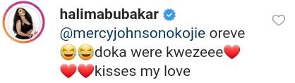 Mercy Johnson Compliments Halima Abubakar On Her Hotness (3)