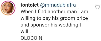Tonto Dikeh Willing To Pay Groom Price And Sponsor Wedding (3)