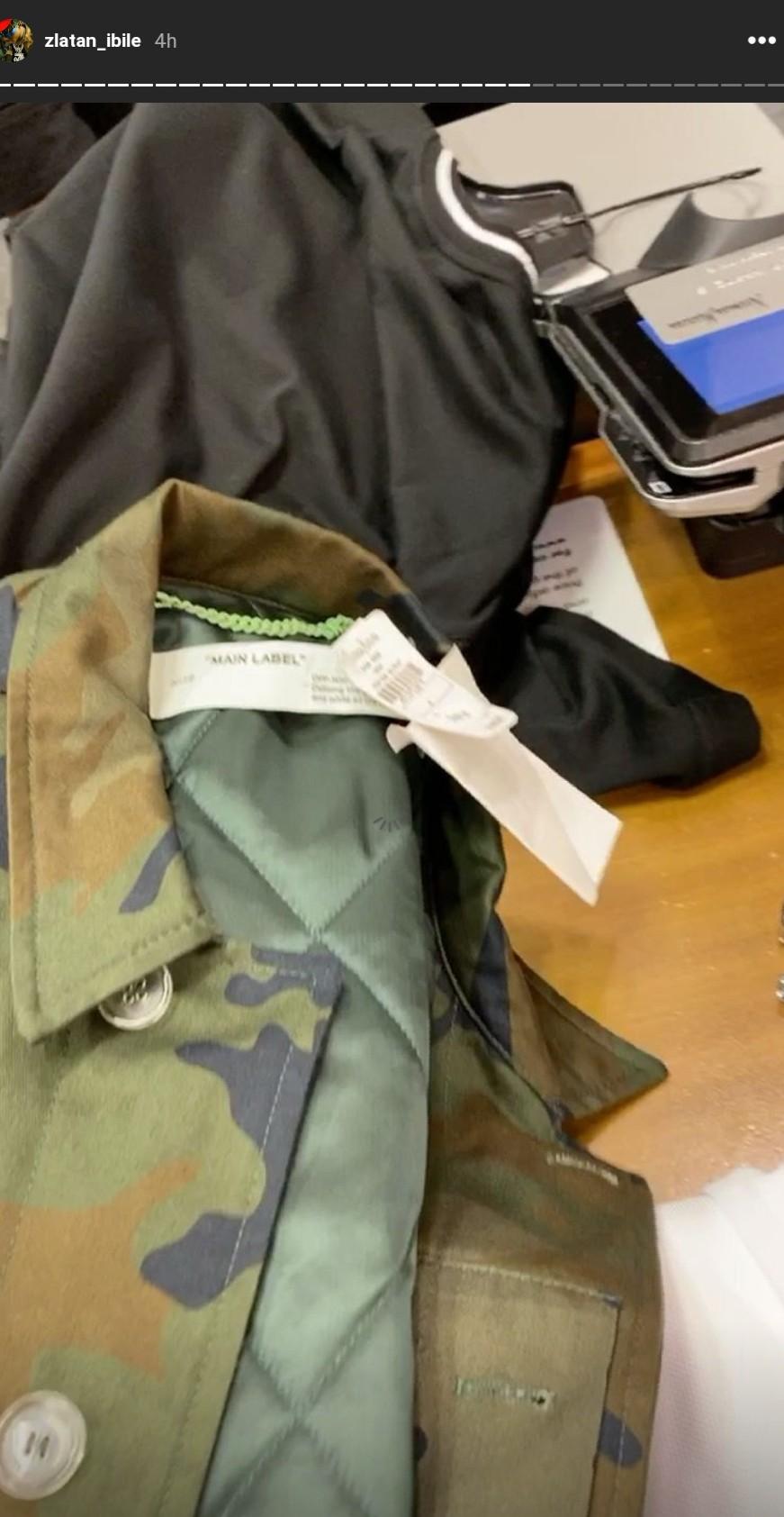 Zlatan Ibile $1,8K Camouflage Jacket (2)