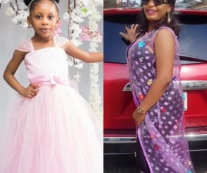 Nuella Njubigbo Celebrates Daughter Tess Tchidi Chikere On 5th Birthday