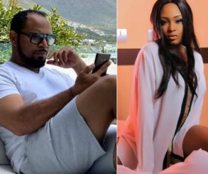 Nneoma Okoro Ramsey Nouah Tension On Set