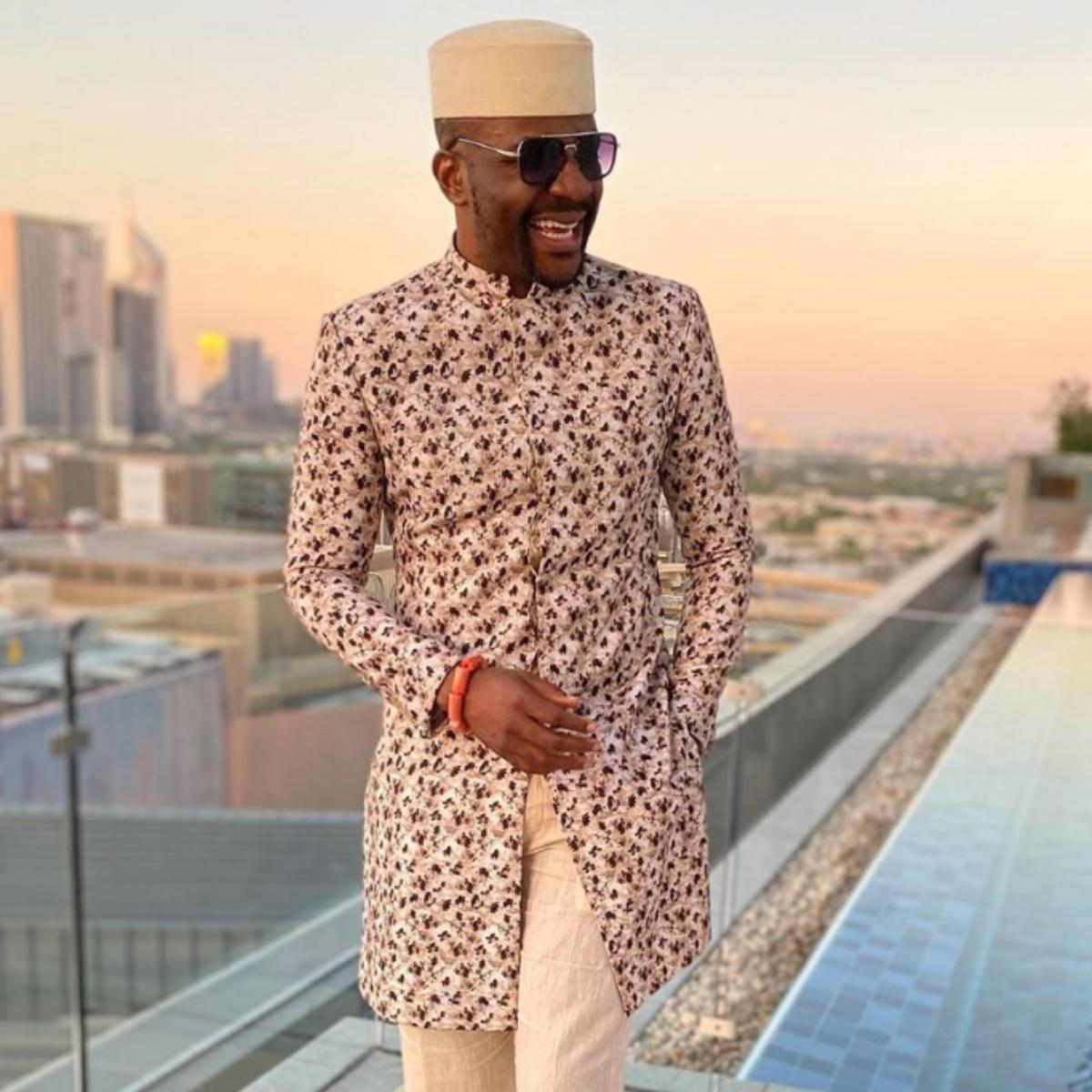 Ebuka Obi-Uchendu Gushes Over His Children