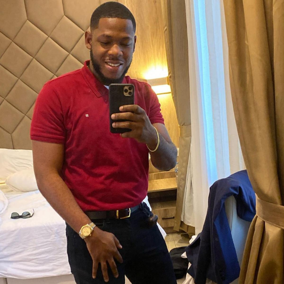 Frodd And Davido Pose Together Abuja Meet And Greet
