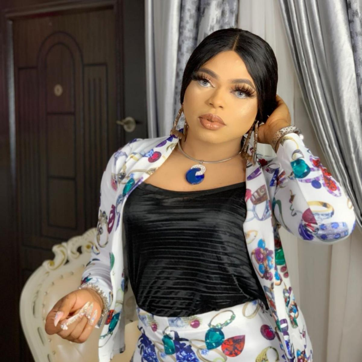 Rich Men Appreciate Women Who Cover Up Their Body Bobrisky