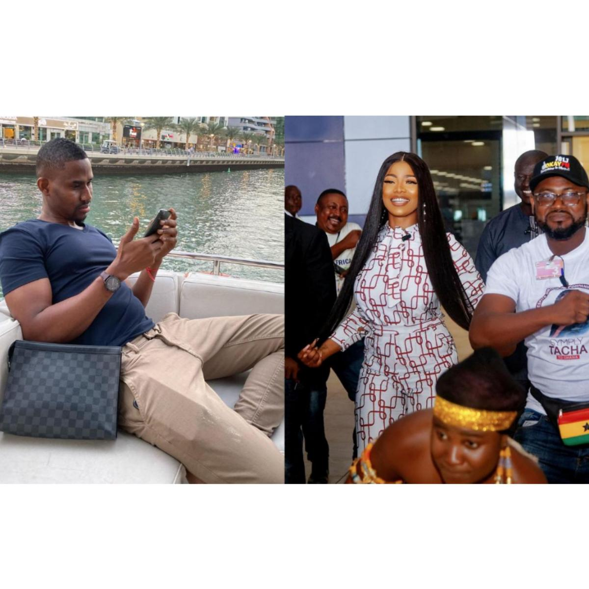 Ibrah One Slams Countrymen For Hailing Tacha