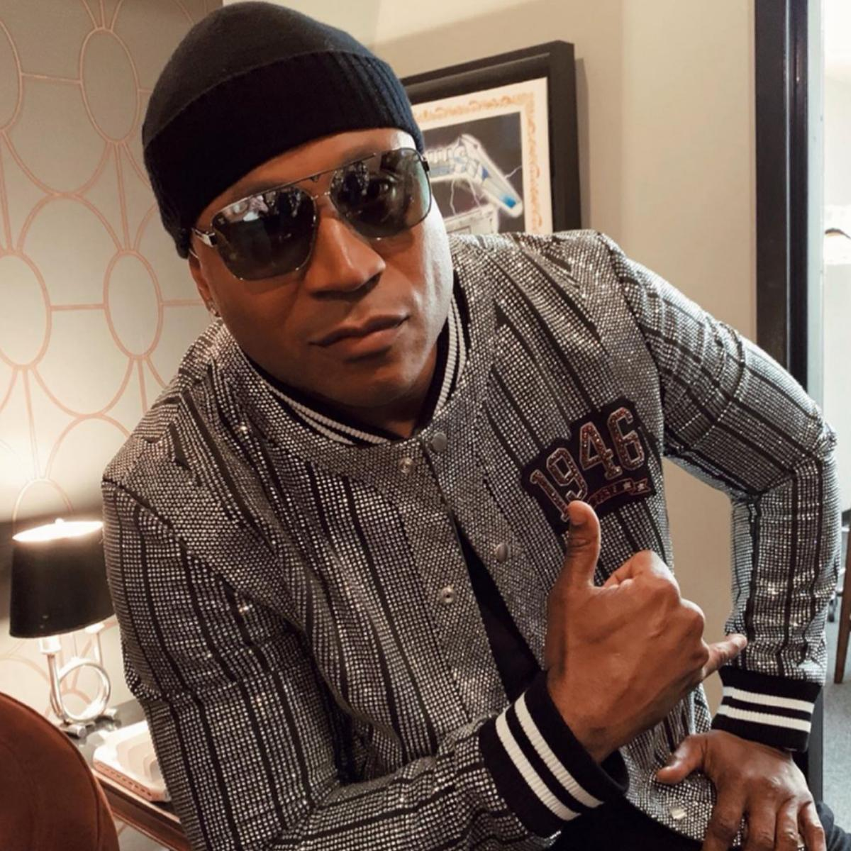 First Music Video LL Cool J Danced In Jingling Baby