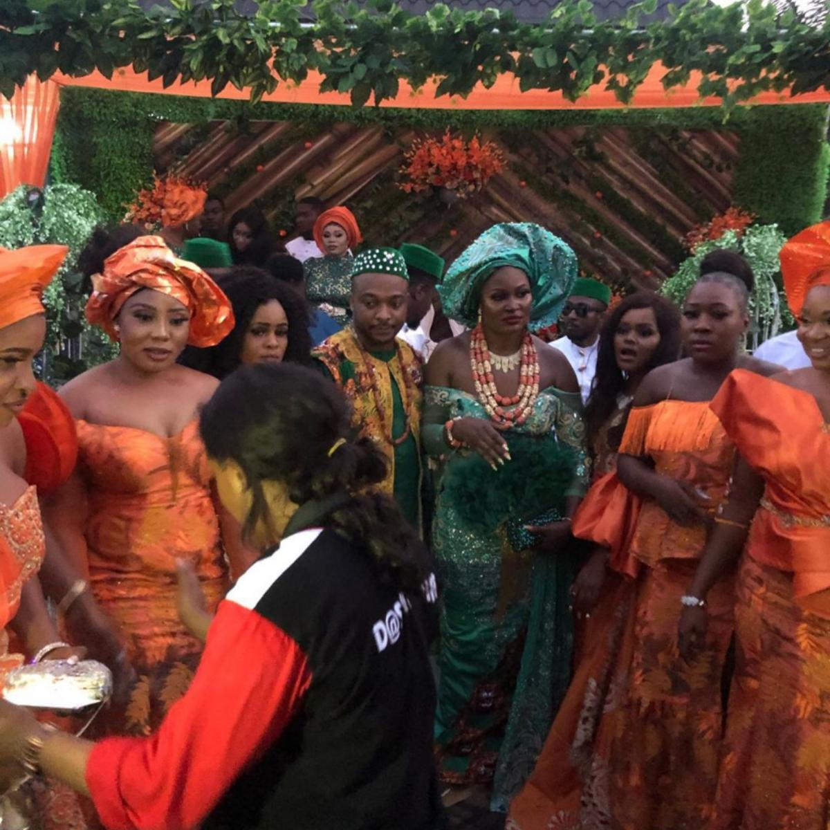 Chizzy Alichi Traditional Wedding In Enugu