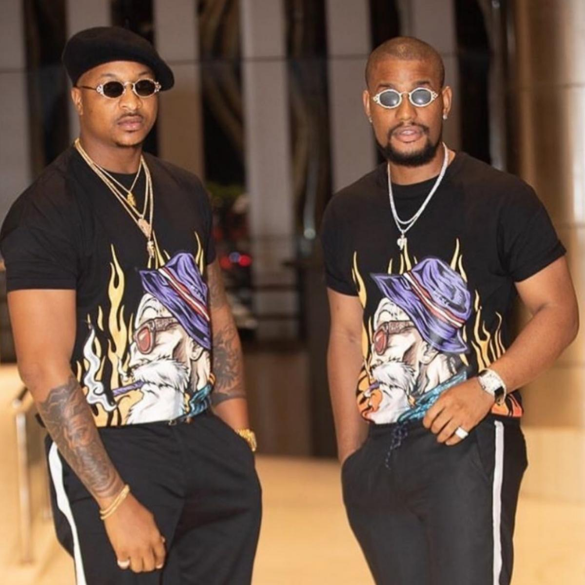 Alexx Ekubo Accuses IK Ogbonna Of Wanting Hair Surgery