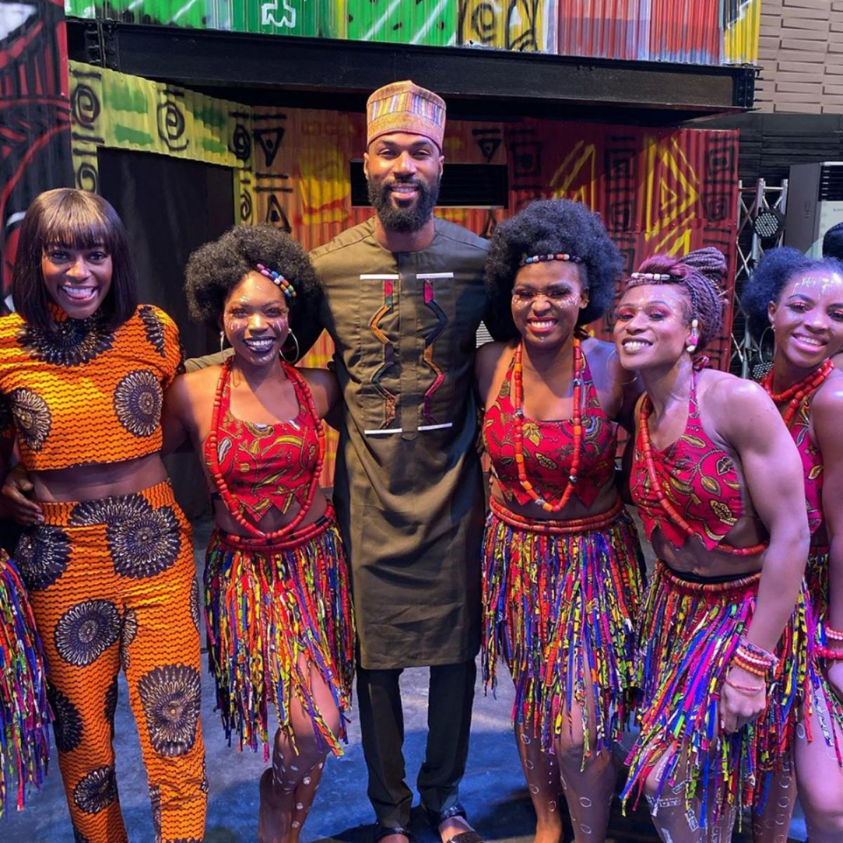 Fela's Republic And The Kalakuta Queens Show