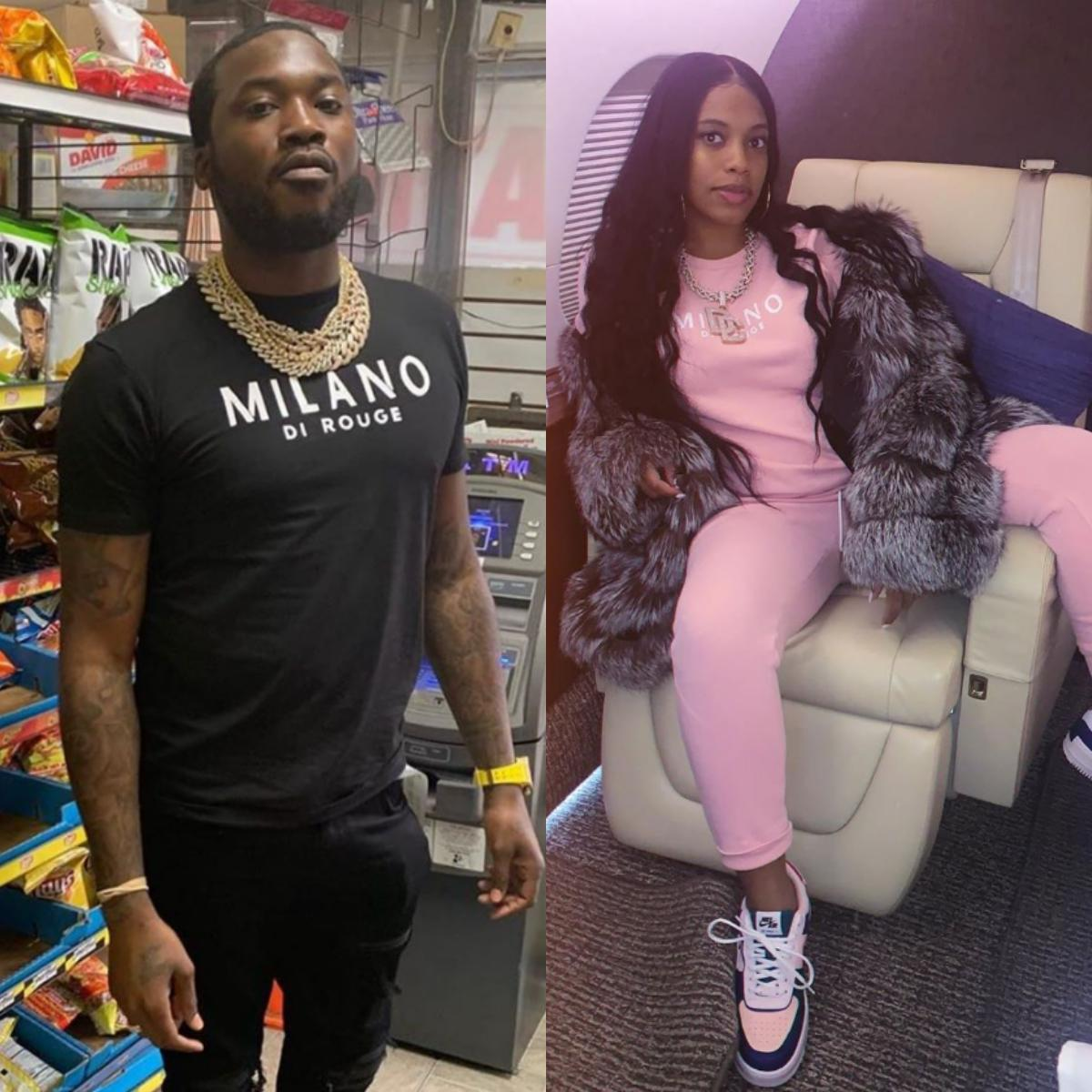 Meek Mill Girlfriend's Store Robbed In Philadelphia