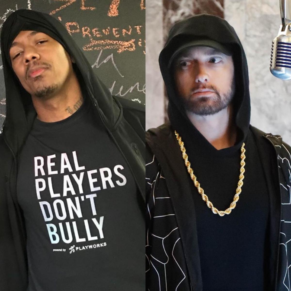 Nick Cannon Third Eminem Diss Track Canceled: Invitation