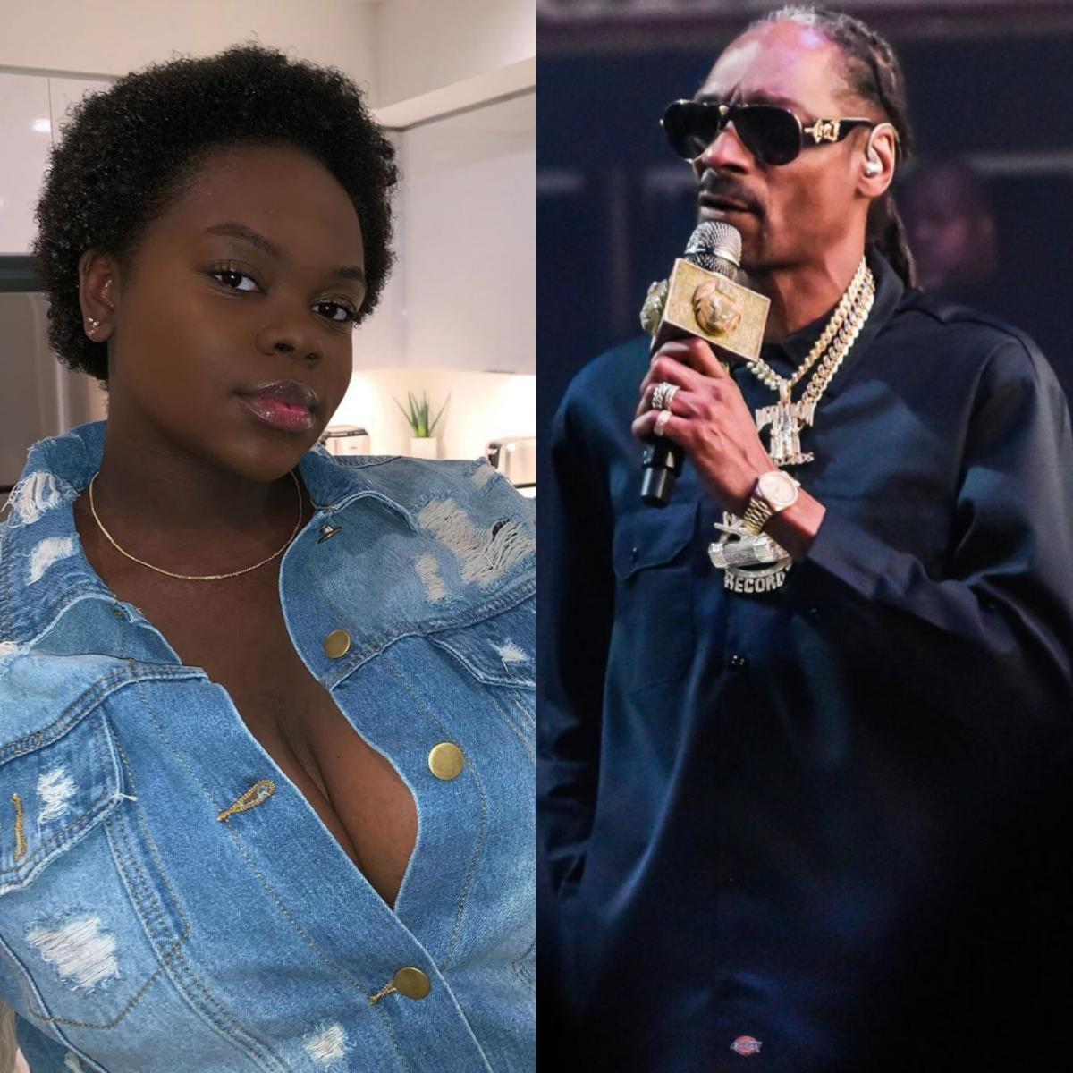 Snoop Dogg Want Baby Girl Cori Broadus For Xmas