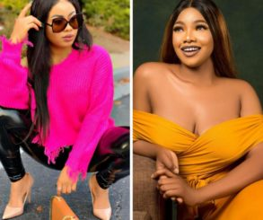 Nina Ivy Mocks Tacha Overused Benz Birthday Gift