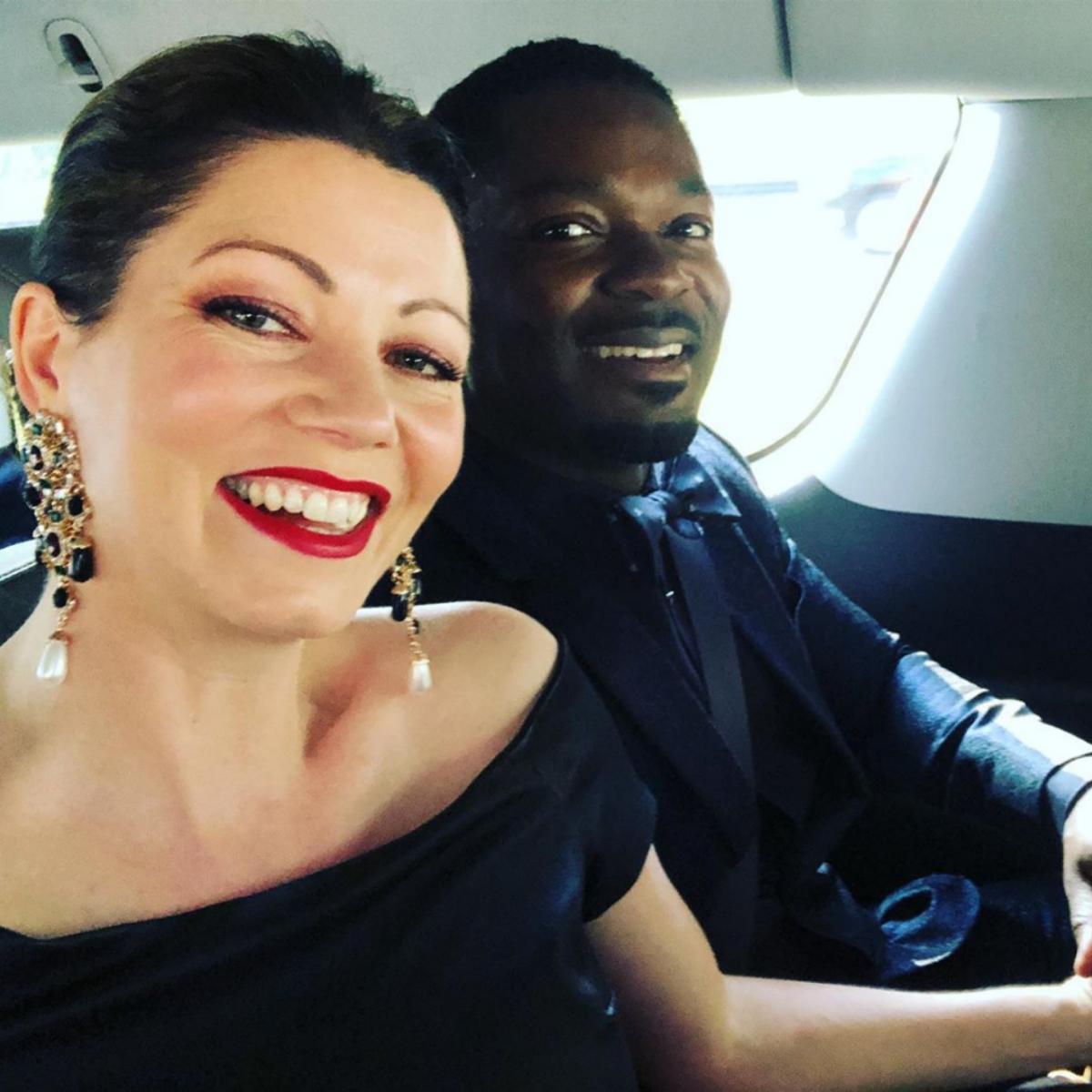 David Oyelowo's Wife Struggled At First Christmas Dinner In Nigeria
