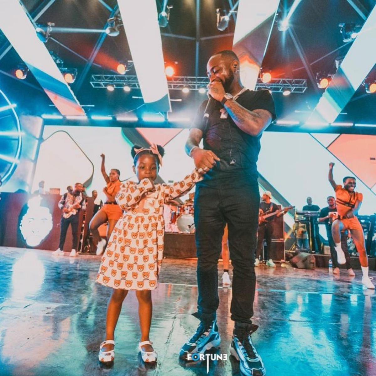 Sophia Momodu And Daughter Imade Adeleke A Good Time Concert