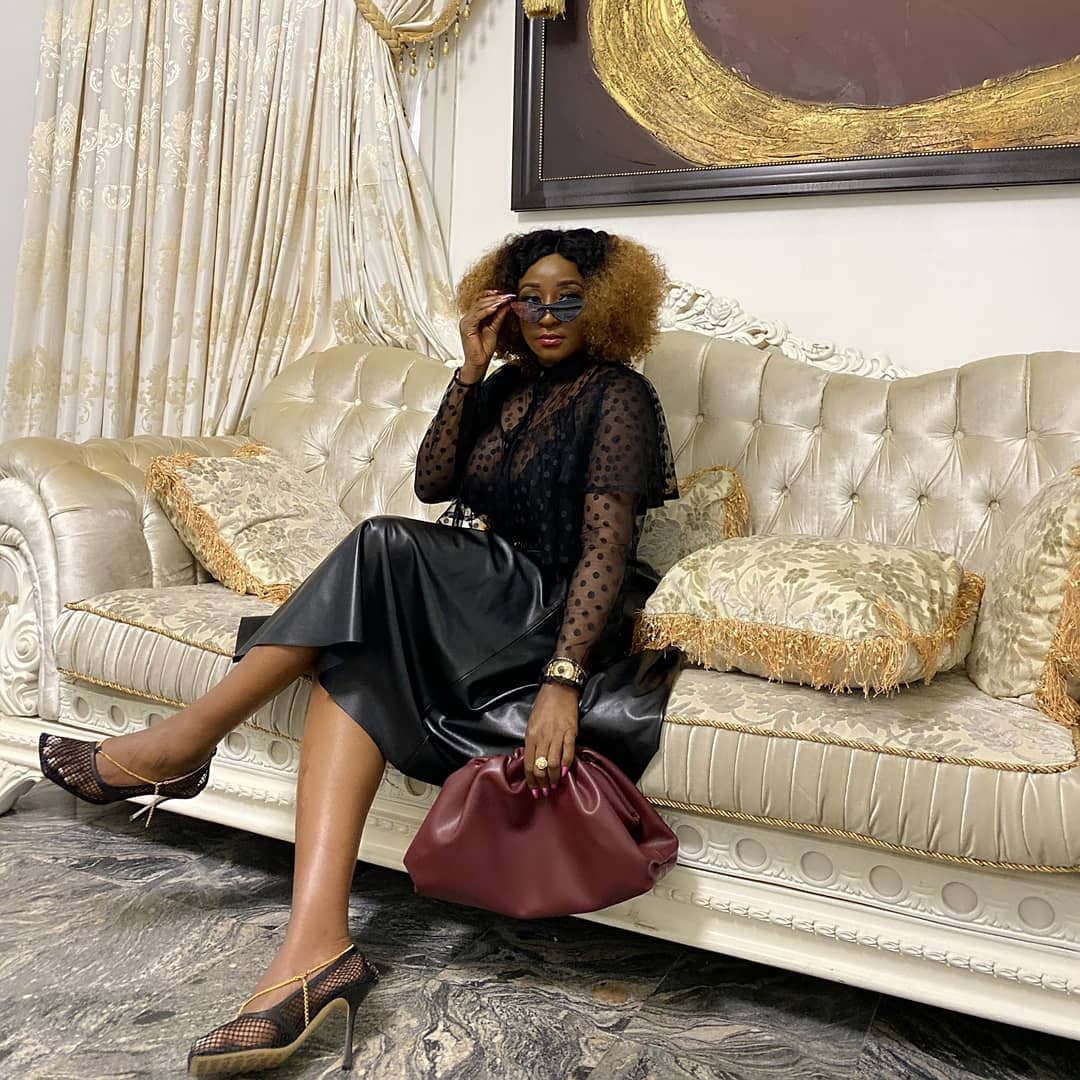 Nigerian Actress Ini Edo