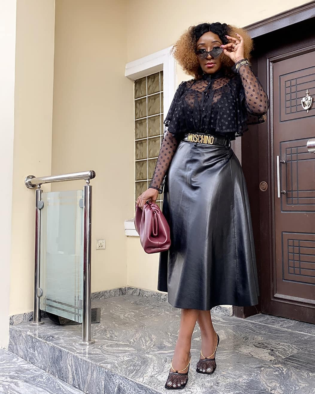 Ini Edo Steps Into December With A Heart Of Thanksgiving (4)