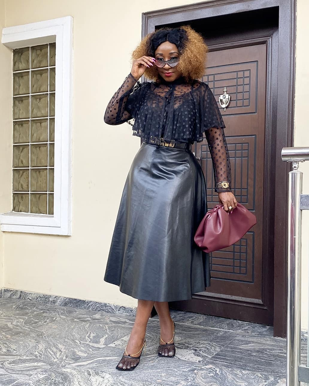 Ini Edo Steps Into December With A Heart Of Thanksgiving (3)
