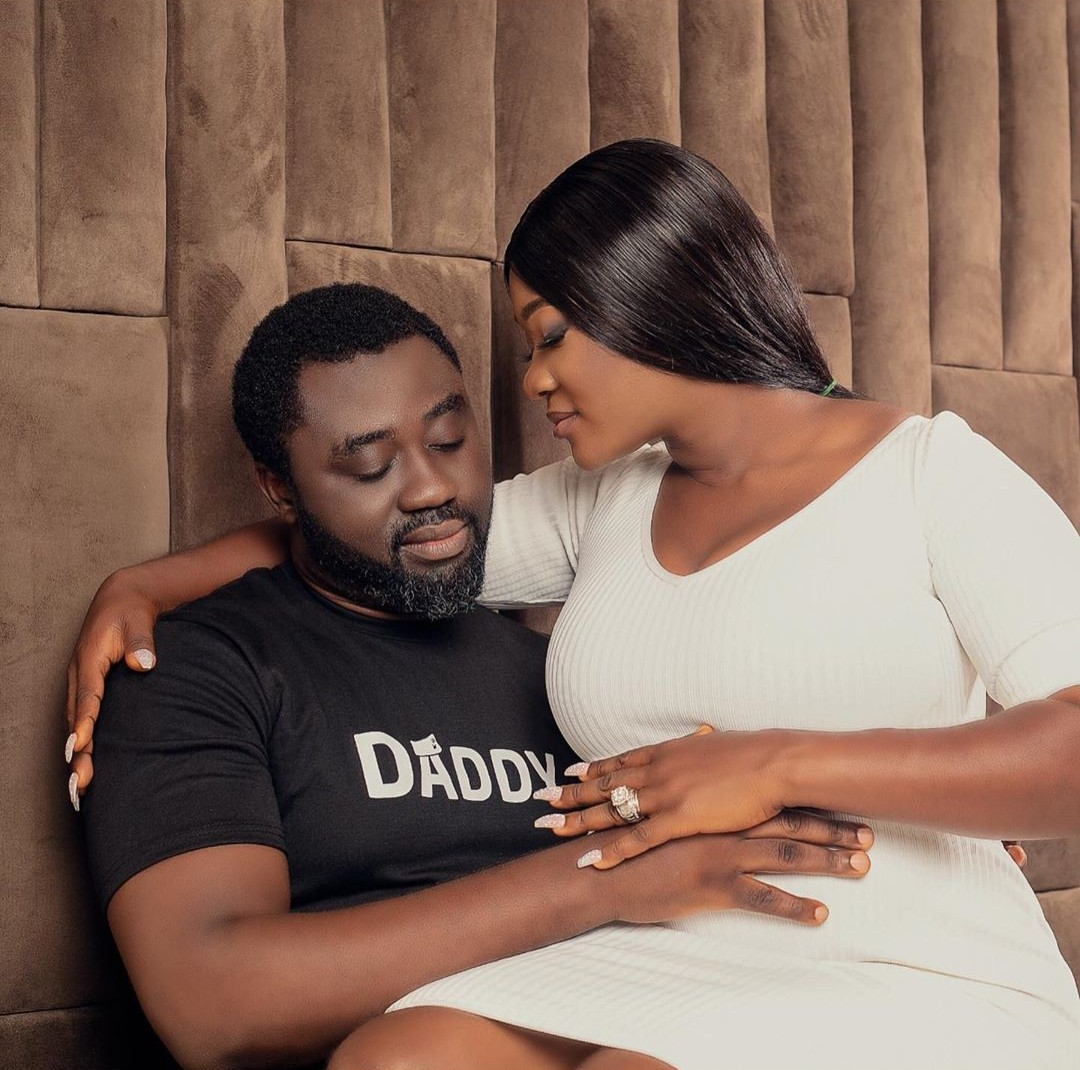 Mercy Johnson Pregnant With Baby Number 4 (4)