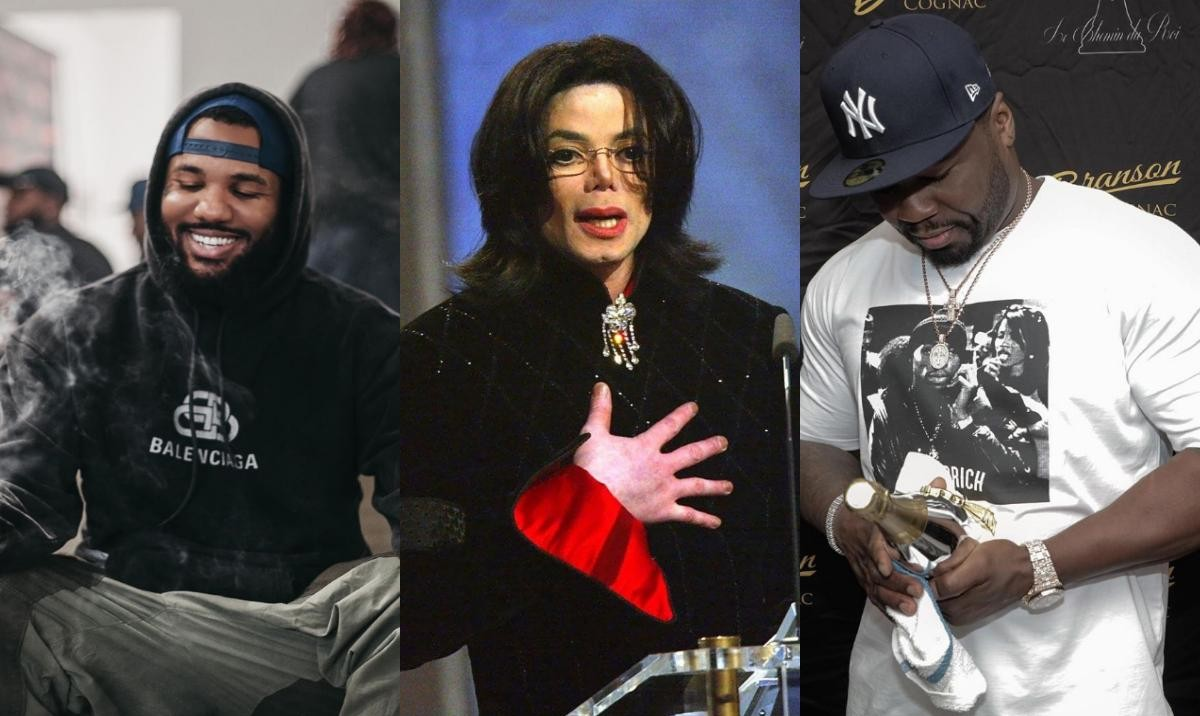 Michael Jackson Wanted The Game To Squash Beef With 50 Cent (2)