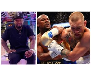 50 Cent Responsible For Conor McGregor Fighting Floyd Mayweather (2)