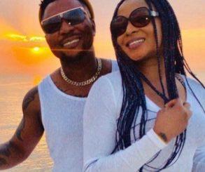 Nabila Fash Celebrates Husband Oritse Femi On His Birthday