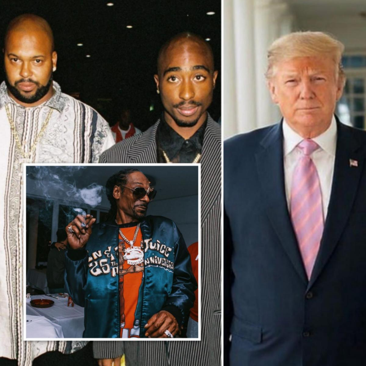 Trump Running United States Like Death Row Records Snoop Dogg