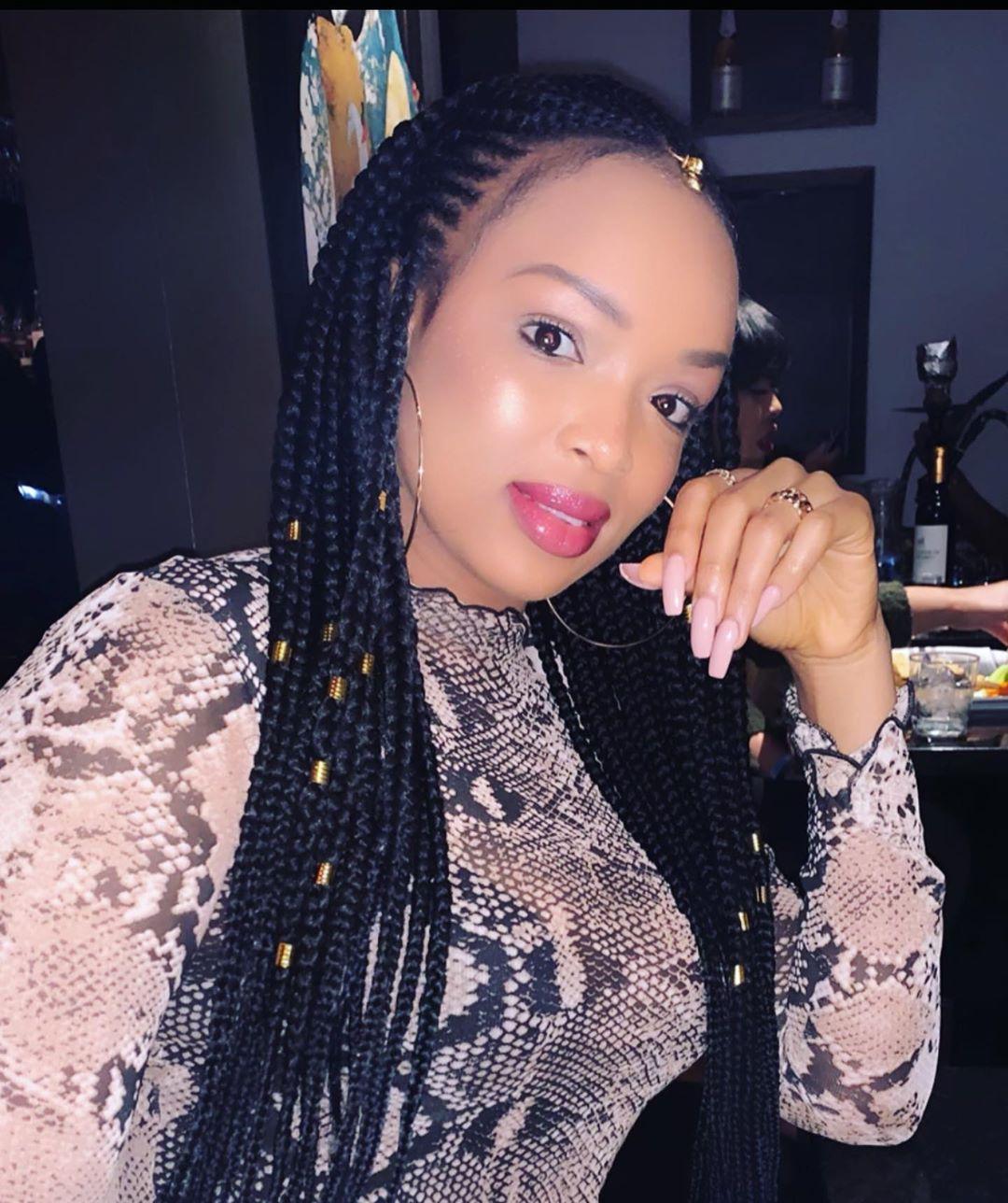 Wizkid Second Baby Mama Binta Diamond Diallo