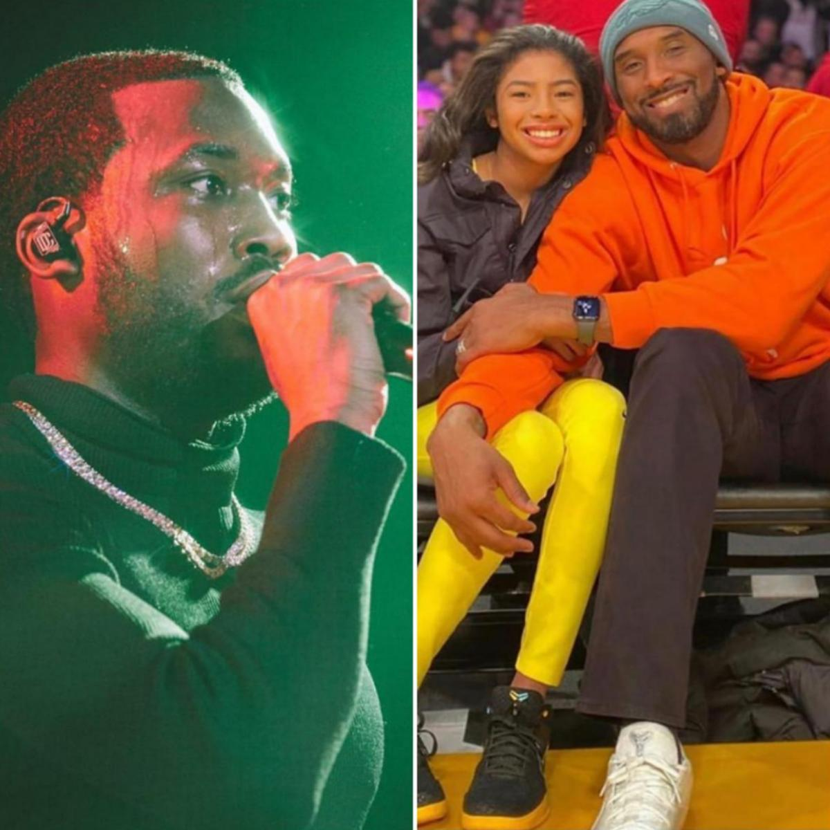 Meek Mill Reveals Whole Club Started Chanting Kobe